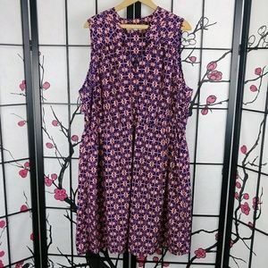 41Hawthorn Geometric Print Pocket Dress StitchFix